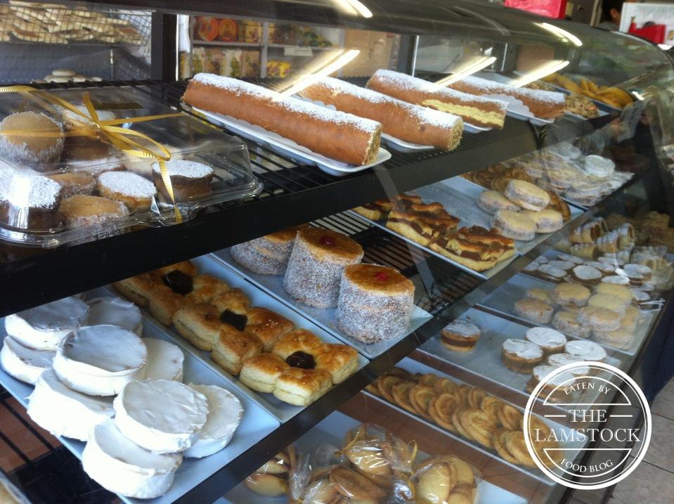 La Paulas sweets