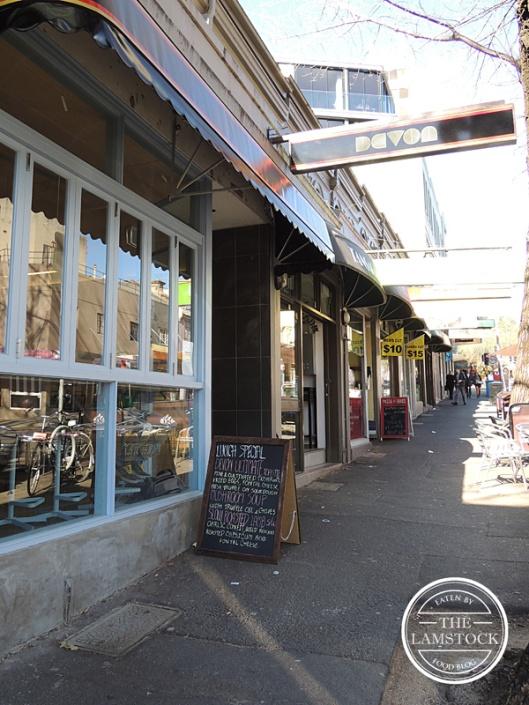 Devon Cafe