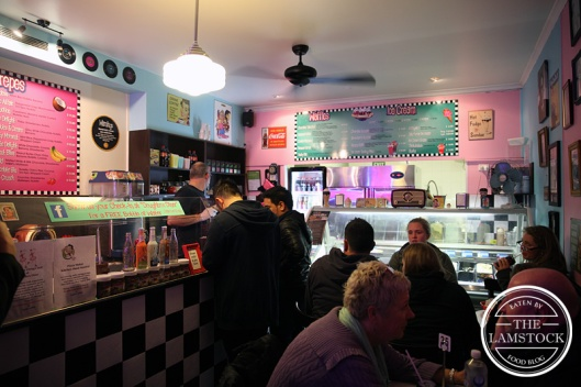 Doughbox Diner, Newtown