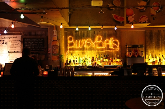 Buns and Balls Potts Point The Lamstock