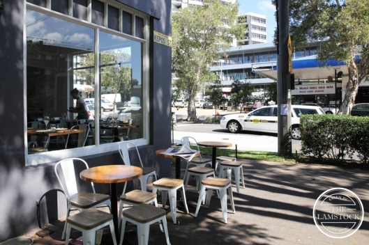 Kepos Street Kitchen, Redfern - The Lamstock