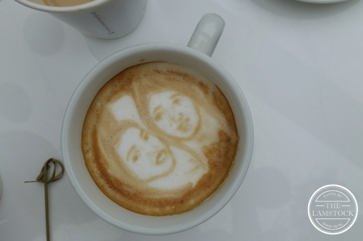 dulce gusto coffee art 1