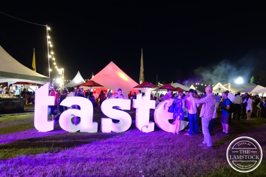 taste of sydney 2014 the lamstock 1