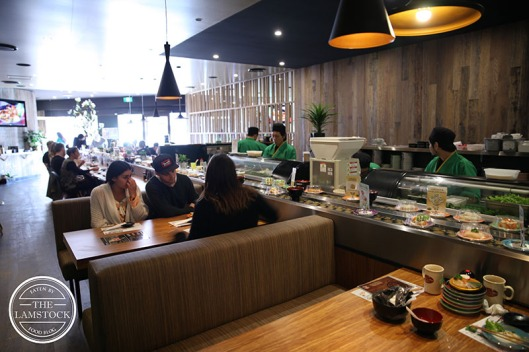 Sushi Train Dee Why The Lamstock Food Blog
