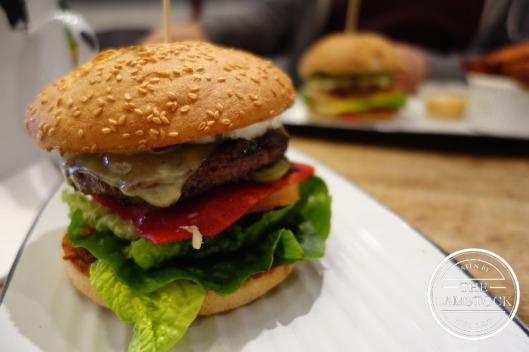 Grill'd Grill Burger Parramatta The Lamstock Food Blog 4