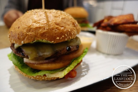 Grill'd Grill Burger Parramatta The Lamstock Food Blog 5