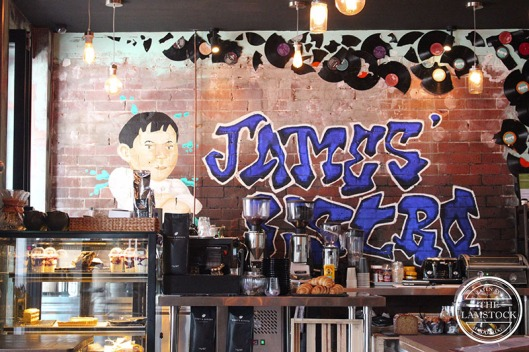 James James' Bistro Fairfield Tona's Tonas Coffee Shop 2