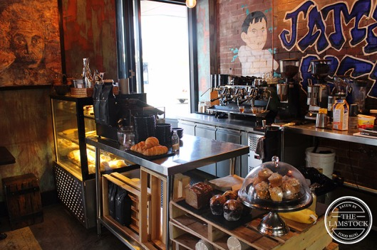 James James' Bistro Fairfield Tona's Tonas Coffee Shop 3